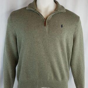 Polo by Ralph Lauren Mens Sz XLarge Sweater Coat